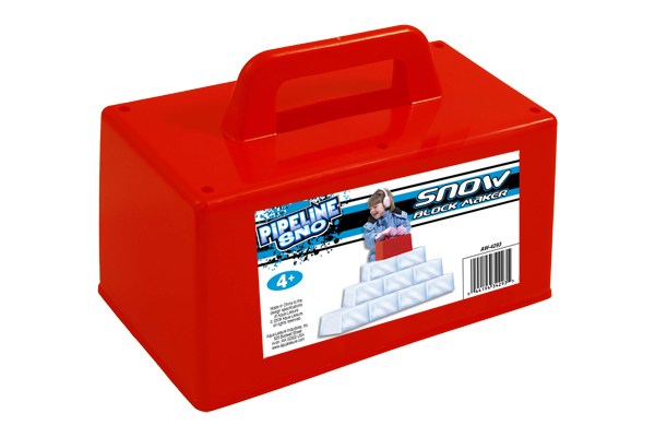 Small Snow Block Maker