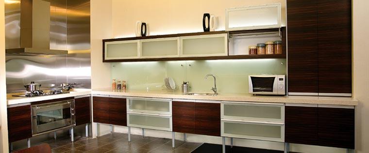 Superior Modernist Kitchen
