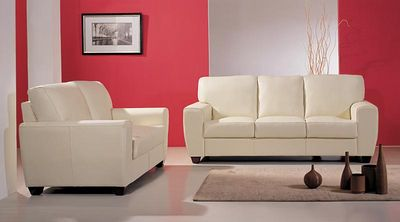 Buy Faux Leather 2 & 3 Seater
