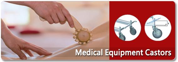 Buy Medical Equipment Castors
