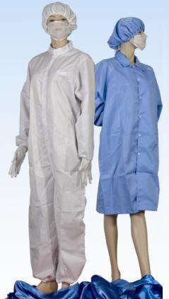 Buy ESD/Cleanroom Smock & Jumpsuit