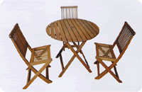Buy Folding Chair Round Bar