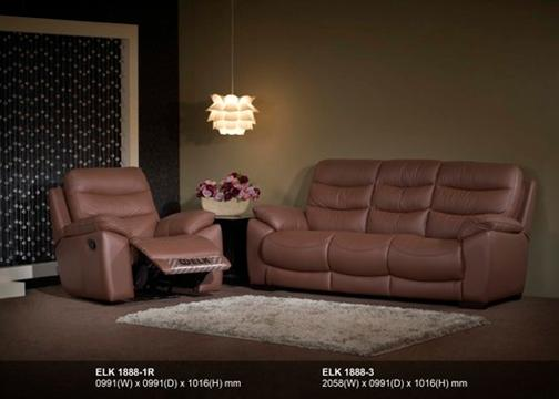 1 Seater Recliner; More