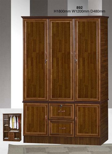 Buy 3 Door Wardrobe
