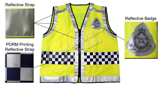 POLIS Safety Vest