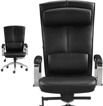 Buy Ceoruti Leather Boss Chair