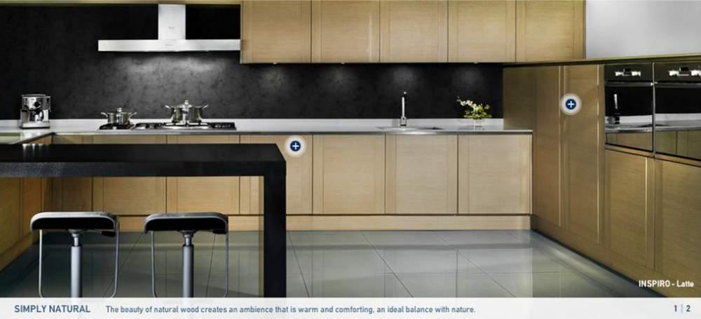 Simply Natural Kitchen Set