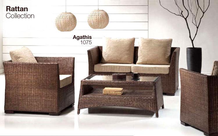Agathis Series Rattan Furniture