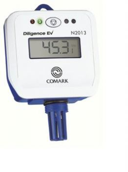 Temperature and Humidity Datalogger, Comark N2013