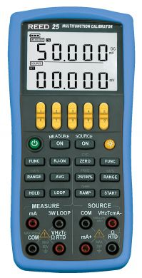 Multifunction Calibrator, Reed VC25