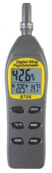Digital Psychrometer, Reed 8706