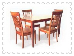 Buy 4+1 Dining Set