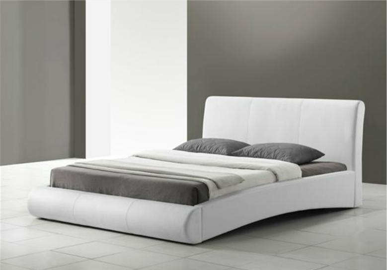Buy Border Leather Bed