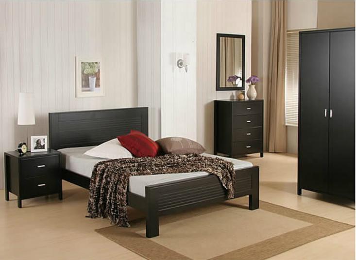 Hamsley Wooden Bedroom Furniture