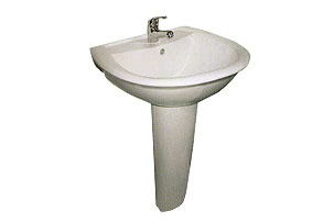 Buy Aries Basin With Pedestal