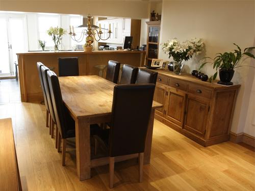 Buy Teak Wood Flooring