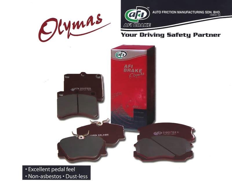 Buy Olymas Range of Products
