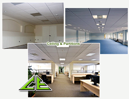 Buy Ceiling and partition