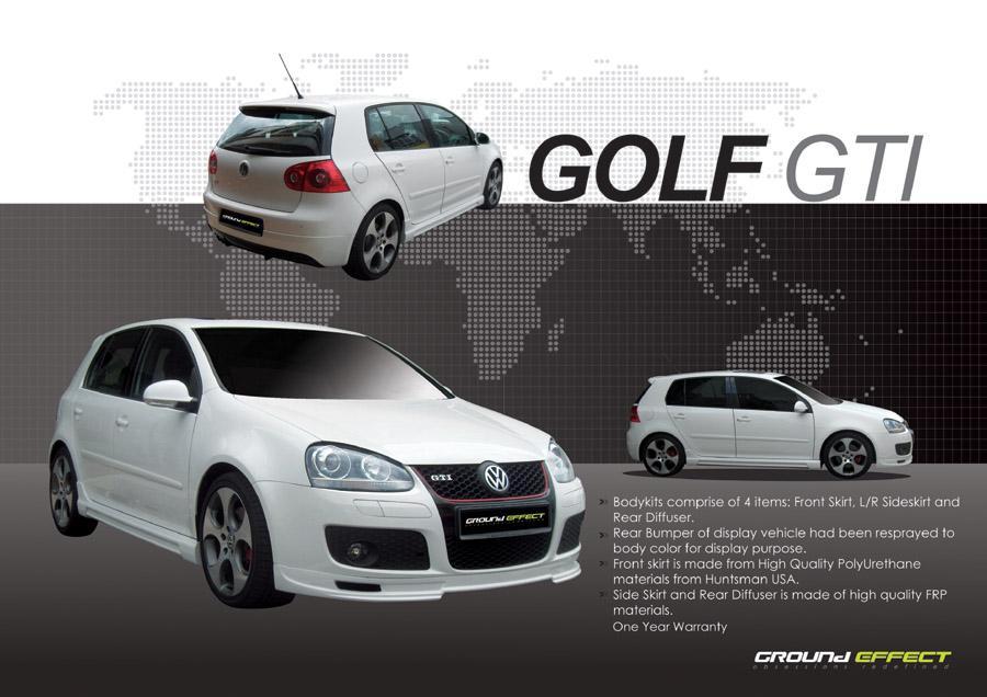 Body Kit Golf 5 Body Kit For vw Mk5 Golf Gti