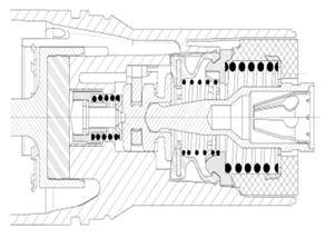 Dual-Rate Vacuum Brake Booster