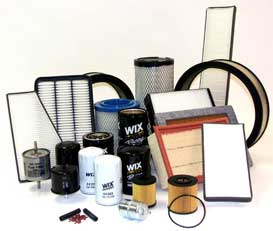 Buy Air, Oil, Fuel And Hydraulic Filters