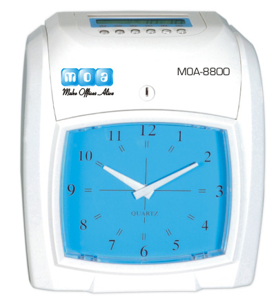 Buy Electronic Time Recorder, MOA-8800