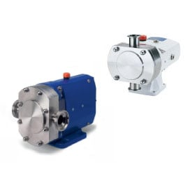 Buy SRU rotary lobe pump