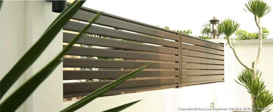 Aluminium Gate & Fence buy in Johor Bahru