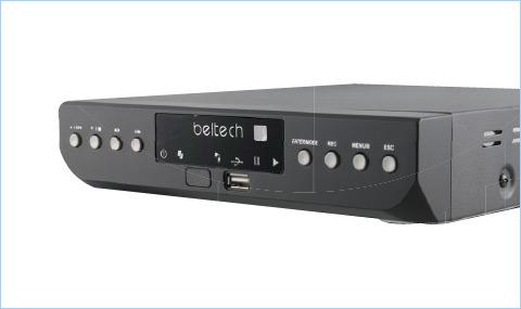 Buy H.264 4 Channel DVR (BT-804)