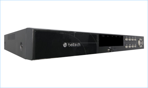 H.264 8 Channel DVR (BT-808)