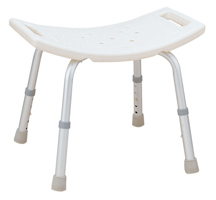 Adjustable Shower Bench, COM/8000-AL