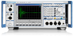 Signal source analyzer r&s®fsup