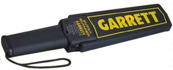 Buy CC-Metal Detector Garrette