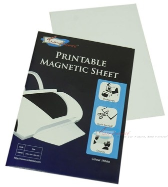 photo regarding Printable Magnetic Paper identified as Printable Magnetic Sheet purchase within just Johor Bahru