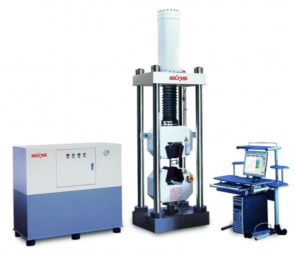Buy Hydraulic Universal Testing Machine, WAW-D Series Servo