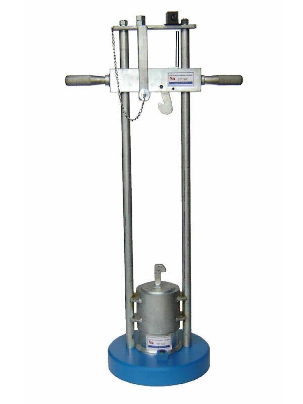 Aggregate Impact Value Apparatus