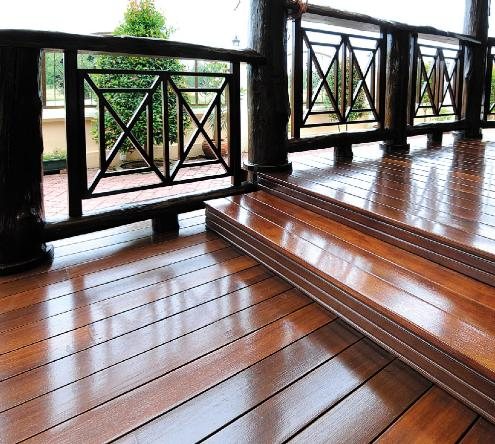 Buy Tropical Hardwood Decking -Beautiful And Lasting Naturally