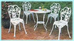 grape set of garden furniture - Garden Furniture Malaysia
