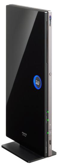 3D-Full-HD Blu-ray Player