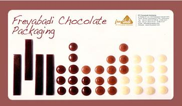Freyabadi Chocolate Packaging