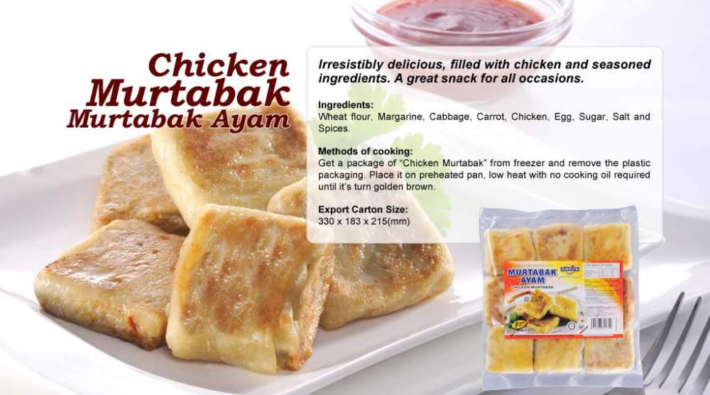 Buy Chicken Murtabak