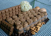Buy Chocolate Almond Sugee Cookies