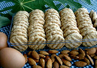 Buy Crushed Almond Cookies