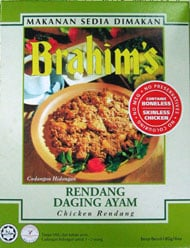 Buy Chicken Rendang