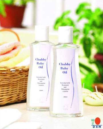 Buy DXN Chubby Baby Oil