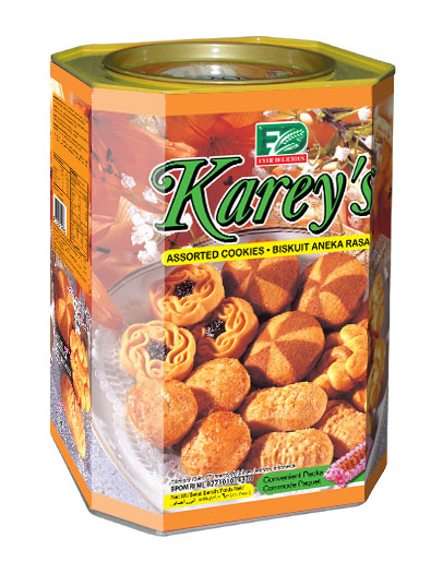 Buy Karey's Assorted Cookies