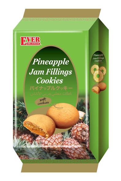 Buy Pineapple Jam Fillings Cookies