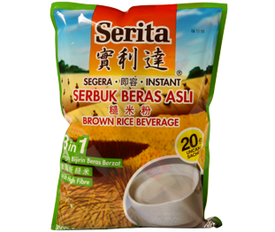 Brown Rice Beverage (3in1)