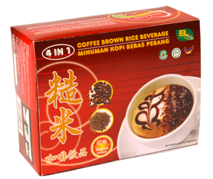 Buy EL Instant Brown Rice Coffee