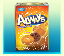 Buy Always Assorted Biscuits